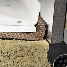 kelder drainage